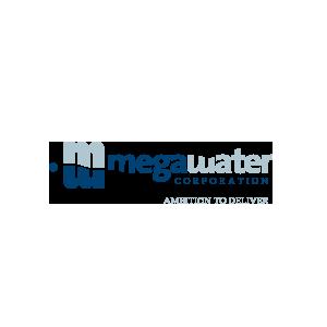 MegaWater Logo Color