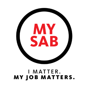 My SAB Logo Color
