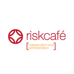 RiskCafe logo Colour